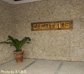 ココティノス エントランス