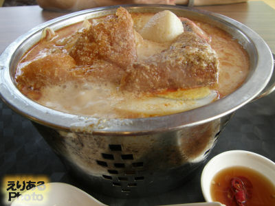 ミニポット・ラクサ(Mini Pot Laksa)