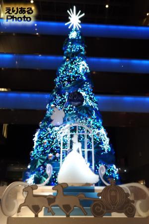 2016年二子玉川ライズのクリスマスツリー
