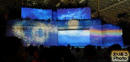 光のきづなメッセージショー「night rainbow」