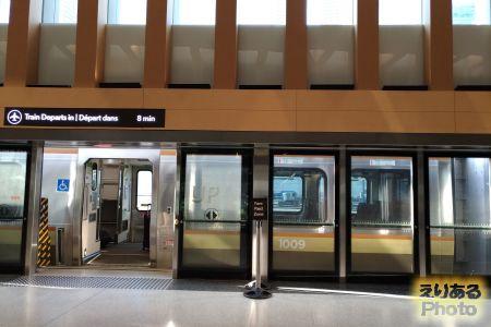 Union Pearson Express UNION駅