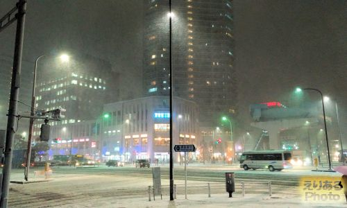 2018年東京の大雪