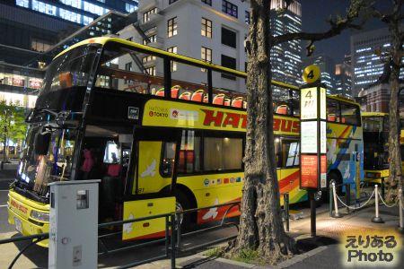 2018年はとバス 東京さくら回廊