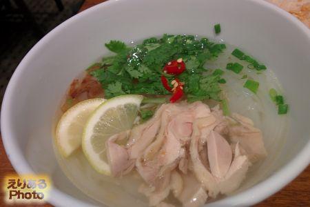 鶏肉のフォーセット@VIETNAMESE CYCLO(HIBIYA FOOD HALL)