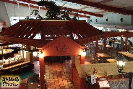 草津温泉 ホテルヴィレッジ 夕食はバイキング