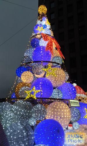 ザ・ペニンシュラ東京のクリスマス・イルミネーション2018